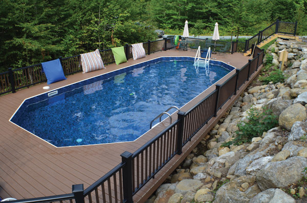 Grecian series pools brazos valley pool and hot tubs for Grecian swimming pool
