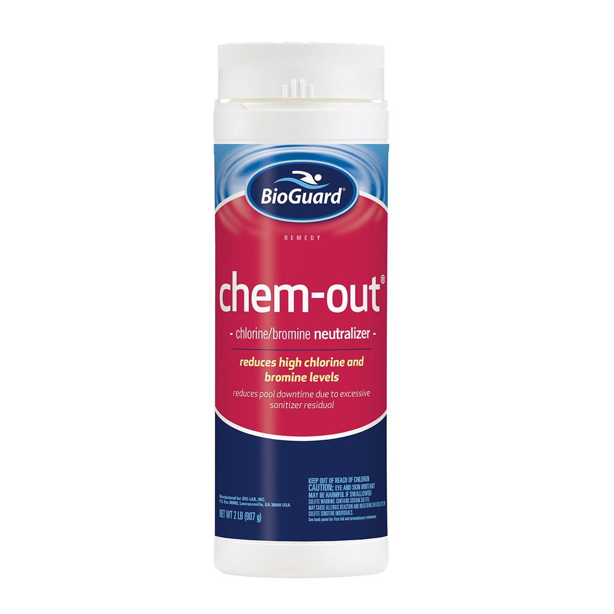 Chem Out 174 Brazos Valley Pool And Hot Tubs